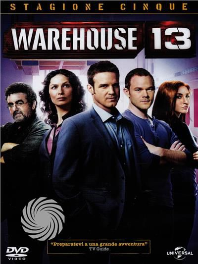 Warehouse 13 - DVD - Stagione 5 - thumb - MediaWorld.it