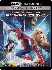 The amazing Spider-Man 2 - Il potere di Electro - Blu-Ray  UHD - MediaWorld.it