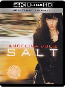 Salt - Blu-Ray  UHD - MediaWorld.it