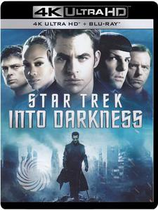 Into darkness - Star Trek - Blu-Ray  UHD - thumb - MediaWorld.it