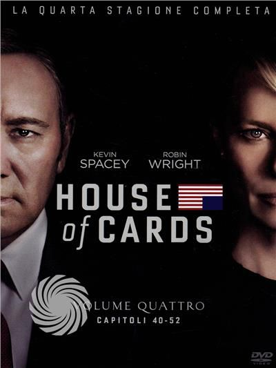 House of cards - DVD - Stagione 4 - thumb - MediaWorld.it