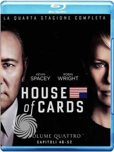 House of cards - Blu-Ray - Stagione 4 - thumb - MediaWorld.it