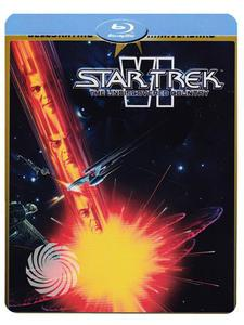Star Trek 06 - Rotta verso l'ignoto - Blu-Ray Steelbook - thumb - MediaWorld.it