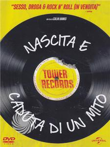 Tower Records - Nascita e caduta di un mito - DVD - MediaWorld.it