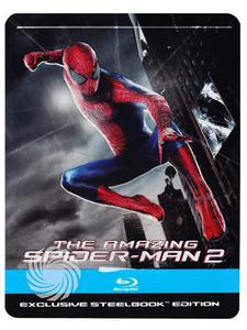 The amazing Spider-Man 2 - Il potere di Electro - Blu-Ray Steelbook - thumb - MediaWorld.it
