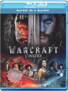 Blu-Ray - Fantasy Warcraft - L'inizio - Blu-Ray  3D su Mediaworld.it