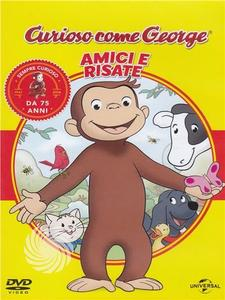 Curioso come George - Amici e risate - DVD - MediaWorld.it