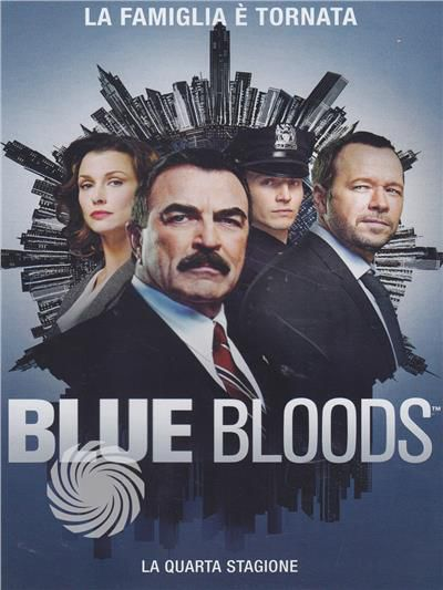 Blue bloods - DVD - Stagione 4 - thumb - MediaWorld.it