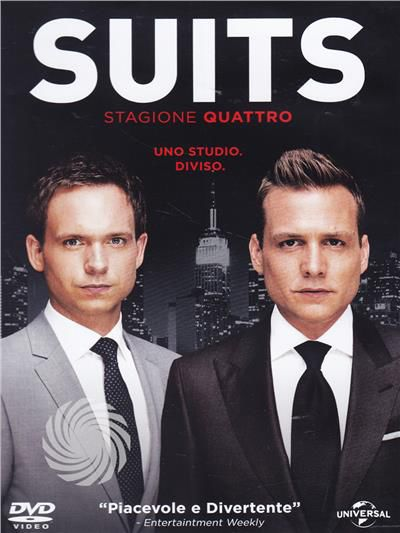 Suits - DVD - Stagione 4 - thumb - MediaWorld.it