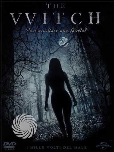 The witch - DVD - thumb - MediaWorld.it