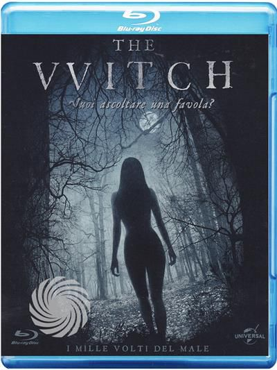 The witch - Blu-Ray - thumb - MediaWorld.it