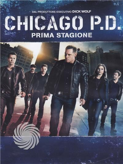 CHICAGO P.D. - STAGIONE 01 - DVD - thumb - MediaWorld.it