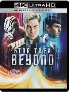 Star trek 13 - Beyond - Blu-Ray  UHD - MediaWorld.it