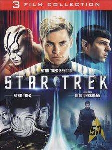 Star Trek - 3 film collection - DVD - MediaWorld.it