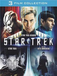 Star Trek - 3 film collection - Blu-Ray - thumb - MediaWorld.it