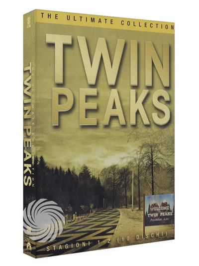 Twin Peaks - The ultimate collection - DVD - thumb - MediaWorld.it
