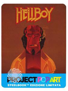 Hellboy - Blu-Ray Steelbook - thumb - MediaWorld.it