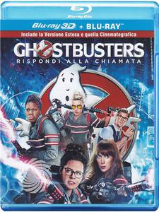 Ghostbusters - Blu-Ray  3D - MediaWorld.it