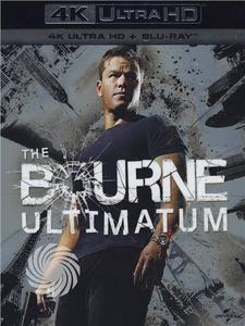 The Bourne ultimatum - Blu-Ray  UHD - MediaWorld.it