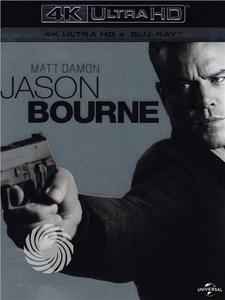 Jason Bourne - Blu-Ray  UHD - MediaWorld.it