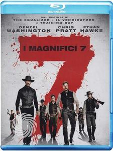 I magnifici 7 - Blu-Ray - thumb - MediaWorld.it