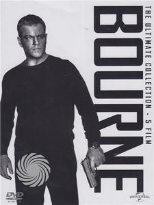 Bourne - The ultimate collection - DVD - thumb - MediaWorld.it