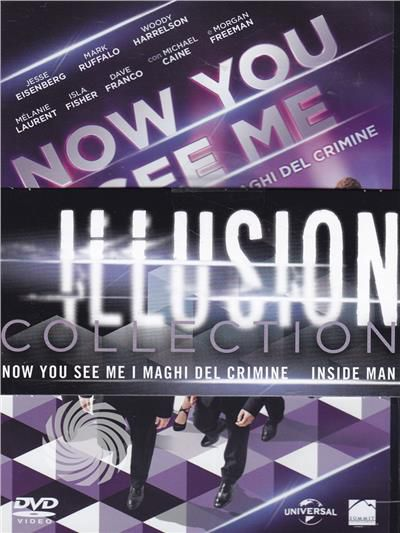 Now you see me + Inside man - DVD - thumb - MediaWorld.it