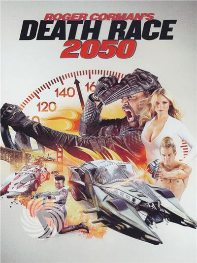 Death race 2050 - DVD - thumb - MediaWorld.it