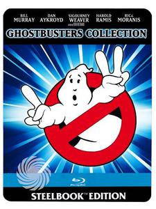 Ghostbusters collection - Blu-Ray Steelbook - thumb - MediaWorld.it
