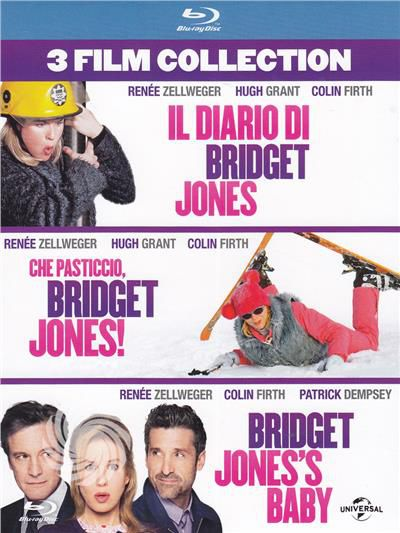 Bridget Jones - 3 film collection - Blu-Ray - thumb - MediaWorld.it