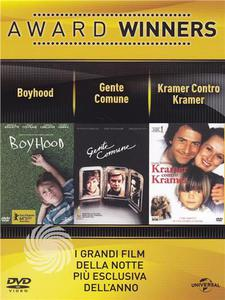 Award Winners - Boyhood + Gente comune + Kramer Contro Kramer - DVD - thumb - MediaWorld.it