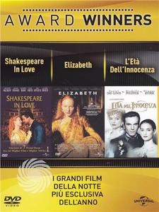Award Winners - Shakespeare in Love + Elizabeth + L'età dell'innocenza - DVD - thumb - MediaWorld.it