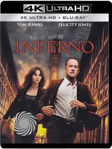 Inferno - Blu-Ray  UHD - MediaWorld.it
