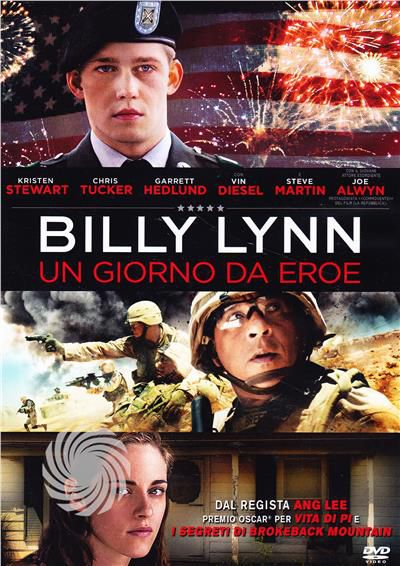 BILLY LYNN - UN GIORNO DA EROE - DVD - thumb - MediaWorld.it