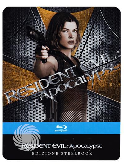 Resident evil - Apocalypse - Blu-Ray Steelbook - thumb - MediaWorld.it