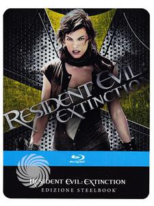Resident Evil - Extinction - Blu-Ray Steelbook - thumb - MediaWorld.it