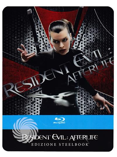 Resident evil - Afterlife - Blu-Ray Steelbook - thumb - MediaWorld.it