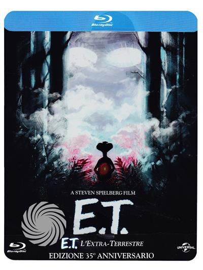E.T. L'extra-terrestre - Blu-Ray - thumb - MediaWorld.it