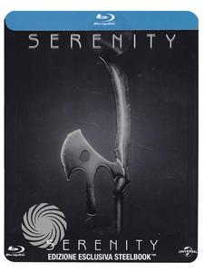 Serenity - Blu-Ray Steelbook - thumb - MediaWorld.it