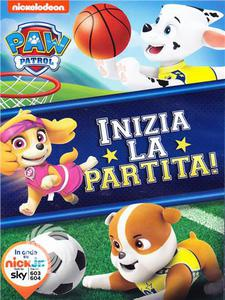Paw Patrol - Inizia la partita! - DVD - thumb - MediaWorld.it