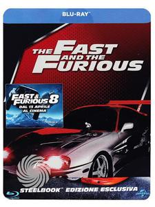 Fast and furious - Blu-Ray Steelbook - MediaWorld.it