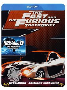 The fast and the furious - Tokyo drift - Blu-Ray Steelbook - MediaWorld.it