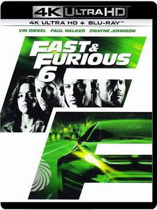 Fast & furious 6 - Blu-Ray  UHD - MediaWorld.it