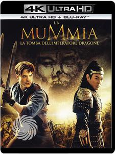 La mummia - La tomba dell'imperatore dragone - Blu-Ray  UHD - MediaWorld.it