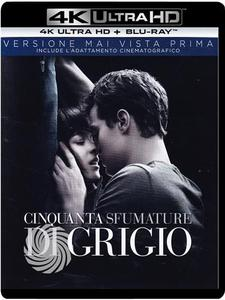 Cinquanta sfumature di grigio - Blu-Ray  UHD - MediaWorld.it