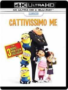 Cattivissimo me - Blu-Ray  UHD - thumb - MediaWorld.it