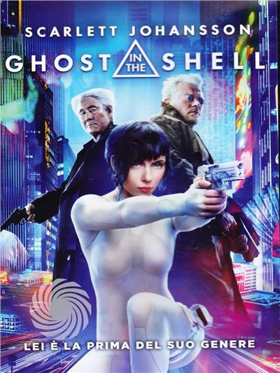 Ghost in the shell - DVD - thumb - MediaWorld.it