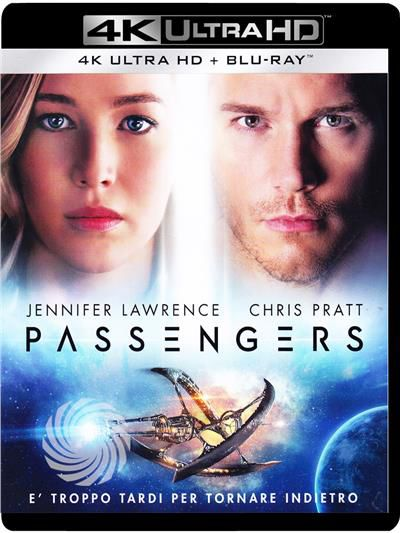 Passengers - Blu-Ray  UHD - thumb - MediaWorld.it