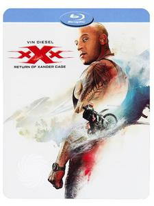 Xxx - Il ritorno di Xander Cage - Blu-Ray 3D Steelbook - thumb - MediaWorld.it