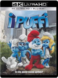 I Puffi - Blu-Ray  UHD - thumb - MediaWorld.it